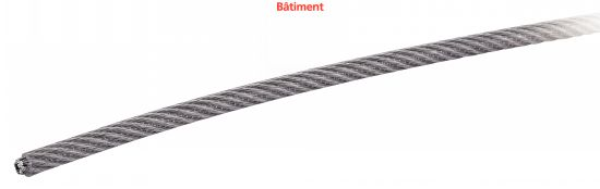 Cable souple 7x7