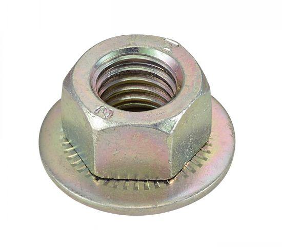 Ecrou hexagonal autofreiné à rondelle Twolock® CS