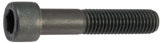 Tornillo cabeza cilindrica con hueco hexagonal iso 4762 din 912 acero calidad 12.9 bruto