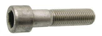 Tornillo de seguridad cabeza cilindrica con  hueco hexagonal - inox a2 - din 912 - iso 4762