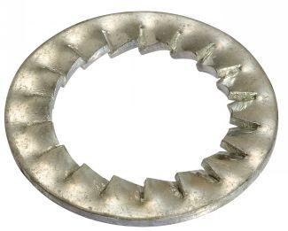 Rondelle à denture intérieure chevauchante JZ