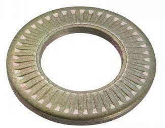 Rondelle conique striée de serrage CS étroite