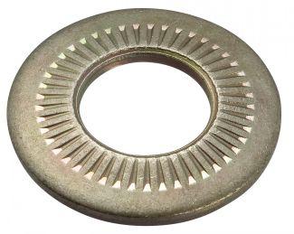 Rondelle conique striée CS moyenne boitage indus.