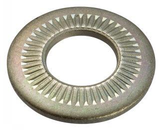 Rondelle conique striée de serrage CS large