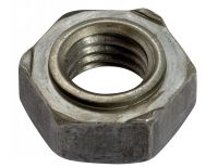 Ecrou hexagonal à souder avec centrage