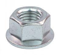 Ecrou hexagonal à rondelle imperdable