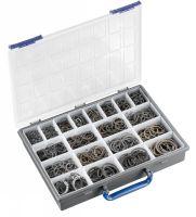 Caja anillos para taladro - din 472 anillos interior bruto