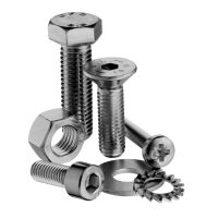 Fasteners and fixing systems - Steel