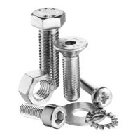 Fasteners and fixing systems - Stainless steel