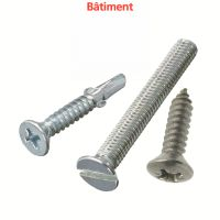 Machine screws - tapping screws