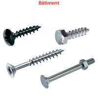 Wood screws - chipboard screws