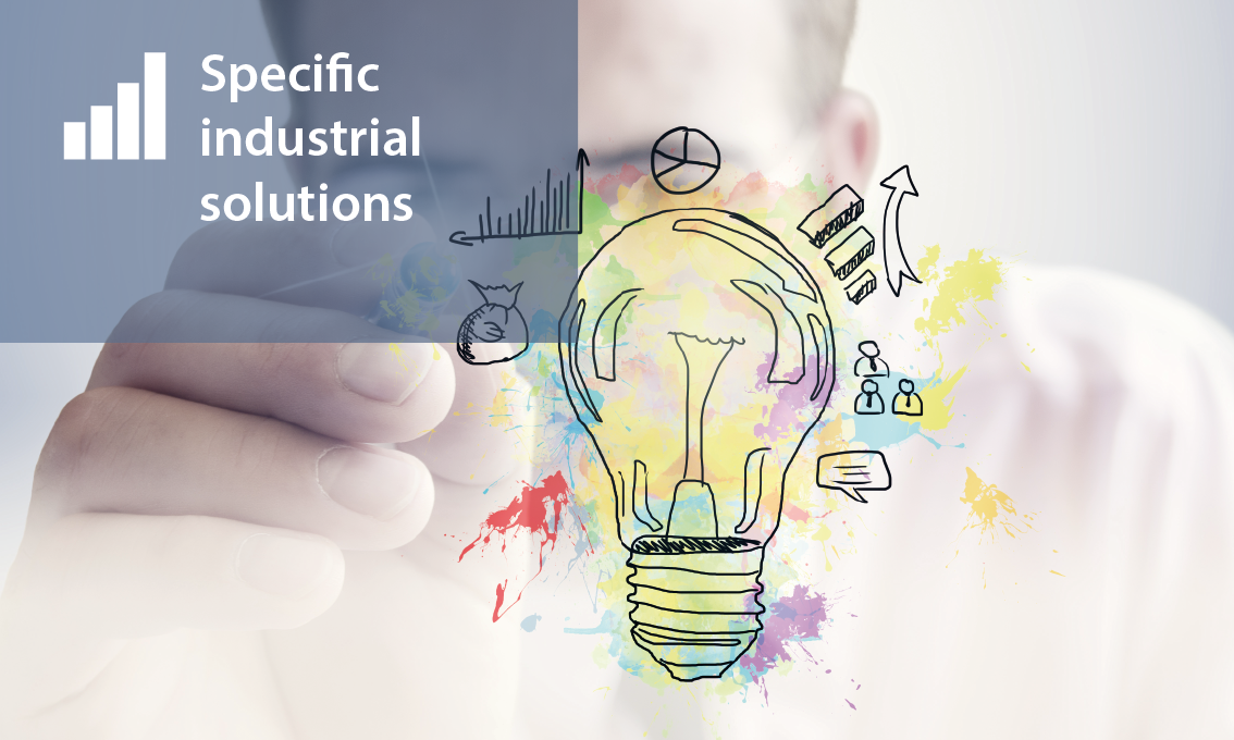 Specific industrial solutions
